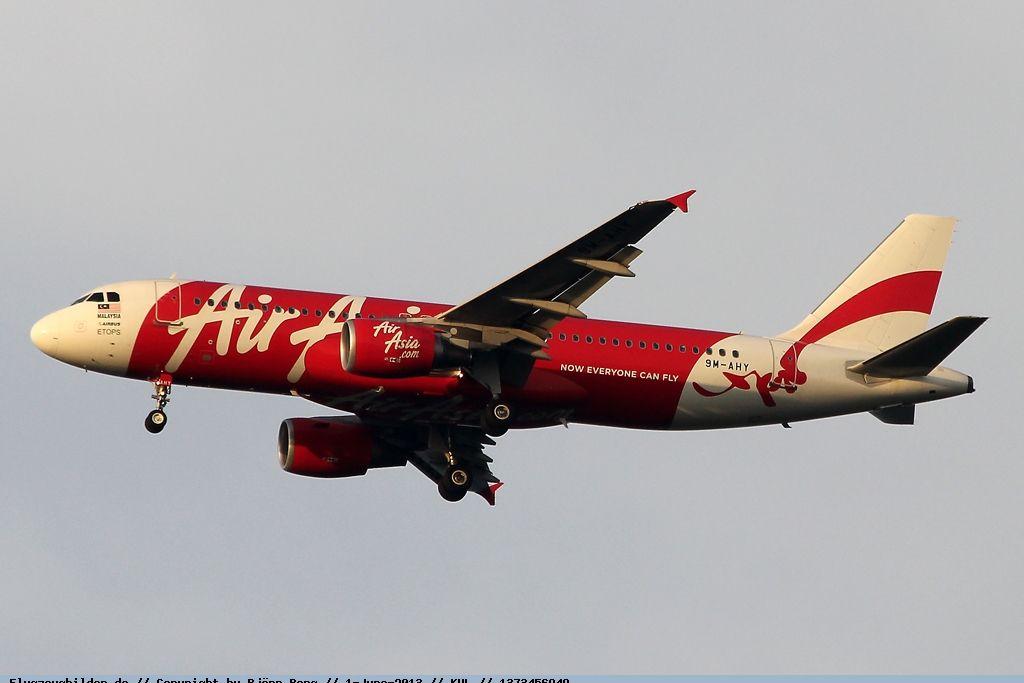 AirAsia 9M-AHY