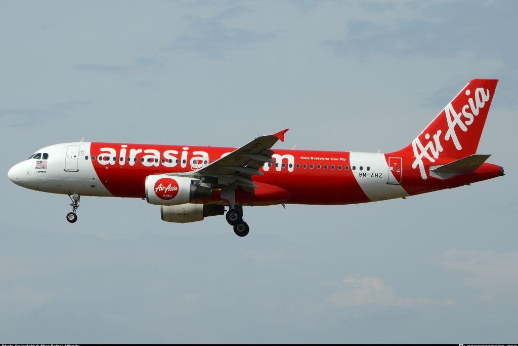AirAsia 9M-AHZ