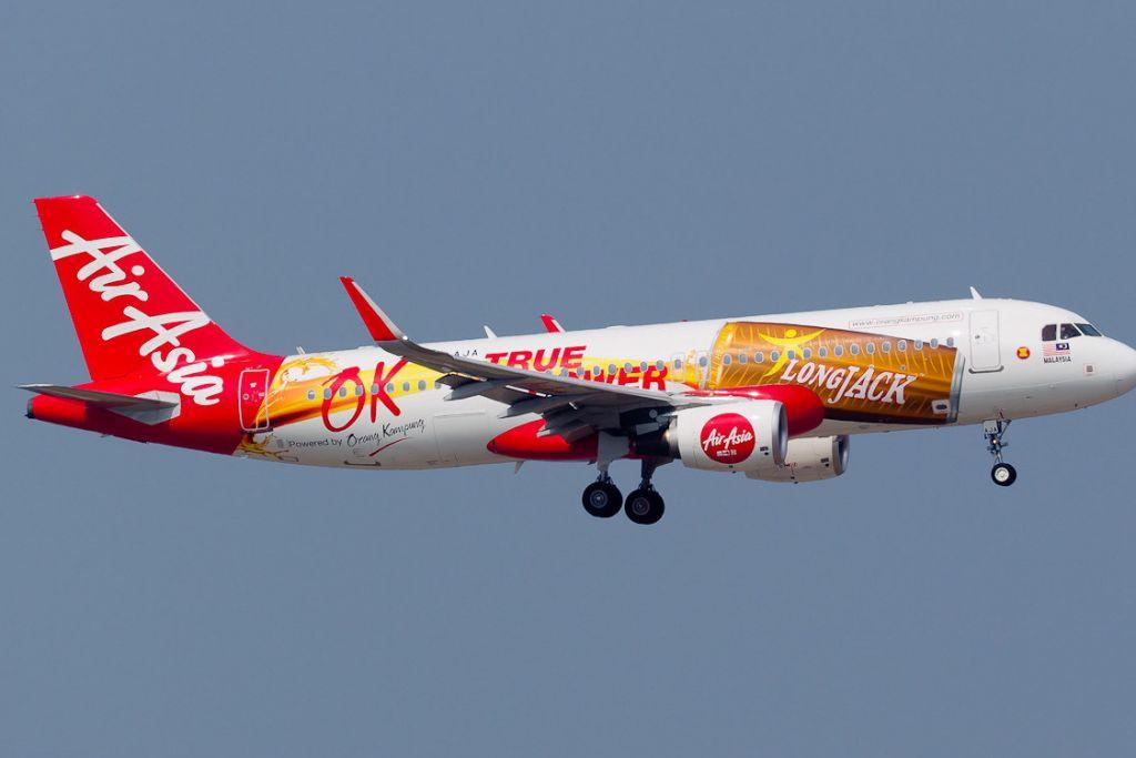 AirAsia 9M-AJA